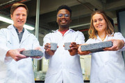 ساخت اولین آجر بیولوژیکی دنیا با ادرار انسان / عکس