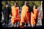 واکنش امیرمهدی ژوله و حمید فرخنژاد به حذف تصویر ژوله از تیزر تلویزیونی «سامورایی در برلین»