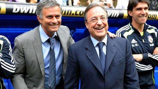 آقای خاص دوباره سرمربی رئال مادرید خواهد شد