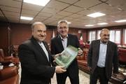 یک ملاقات مهم در وزارت ورزش/ عکس