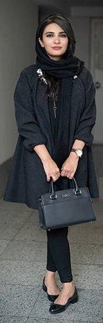 لیندا کیانی با ژست فلامینگو!/عکس