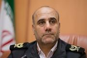 دستگیری ۶۰۰ مجرم در ۲ روز، توسط پلیس تهران
