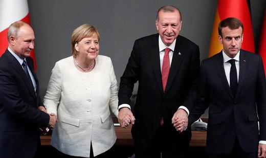 اردوغان با هوشیاری تلافی کرد