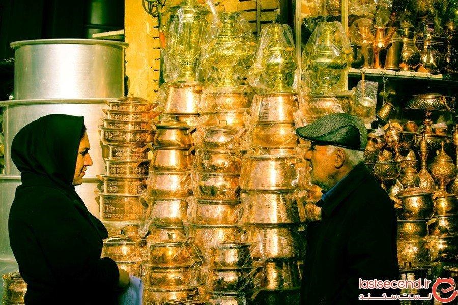 مسگری در قزوین رو به فراموشی است