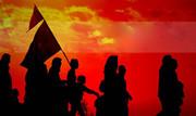 فیلم | نوحه «به سمت دریا» با صدای محمود کریمی