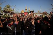 تصاویر | عزاداری روز اربعین در کربلا