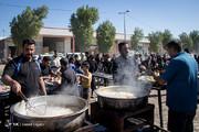 تصاویر | مهماننوازی عراقیها در برابر زائران اربعین حسینی