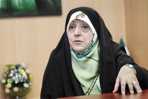واکنش ابتکار به انتخاب او به عنوان گزینه شهرداری تهران