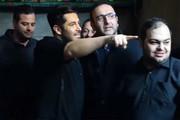 فیلم | نذری اربعین به سبک رضا گلزار و هوادارانش