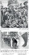 زمانی که ورزشکاران ایرانی، لخت در خیابان رژه میرفتند/عکس
