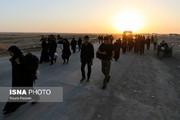 تصاویر | بازگشت زائران اربعین حسینی از پایانه مرزی مهران