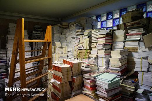 انبار بزرگ کتابهای قاچاق بیخ گوش اتحادیه ناشران