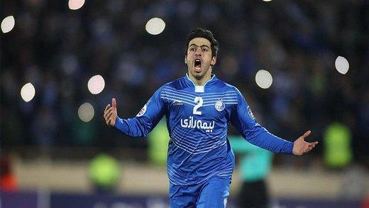 خسرو حیدری فردا از دنیای فوتبال خداحافظی میکند