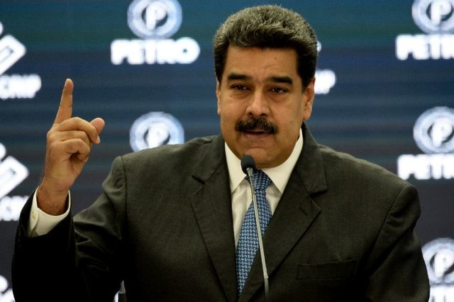 Maduro Believes US Plotting Coup against Venezuelan Government