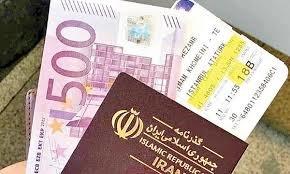 ارز مسافرتی و یورو و دلار