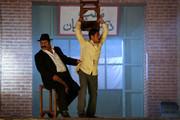 خلافکاری که عاشق امام حسین شد/ عکسهای نمایش «رسول»