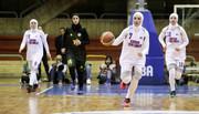 دختران بسکتبال ایران به نیمهنهایی آسیا نرسیدند