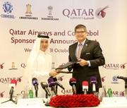 قطر ایرویز شریک رسمی کنفدراسیون فوتبال آمریکای جنوبی شد