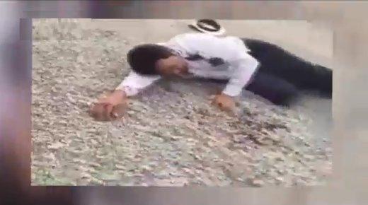 فیلم هولناکی که پرویز پرستویی منتشر کرد | زیر گرفتن پلیس توسط راننده خاطی