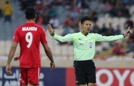 داور حساسترین بازی فوتبال آسیا انتخاب شد