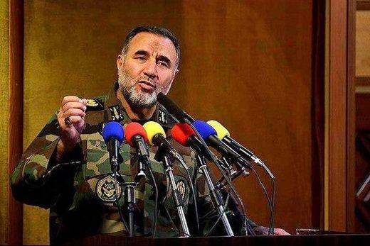 جانشین فرمانده کل سپاه: از فاصله نیم متری به شکم مردم شلیک کردند/با کلتهای خفیف مردم را کشتند