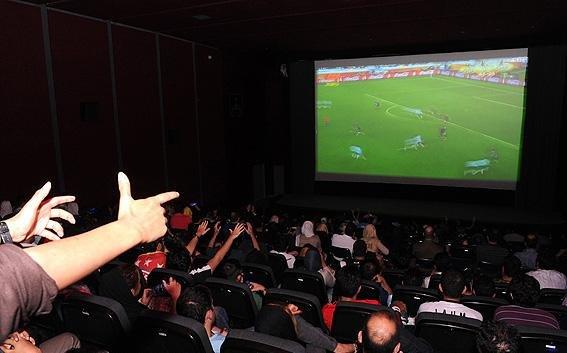 بازی حساس پرسپولیس با کاشیما آنتلرز روی پرده سینماها
