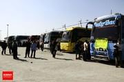 تکذیب گرانفروشی بلیت برگشت زائران اربعین از مرز مهران
