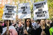 تصاویر | اعترض کارکنان گوگل به آزار جنسی زنان و نژادپرستی