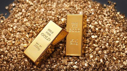 دلار میریزد، طلا صعود میکند