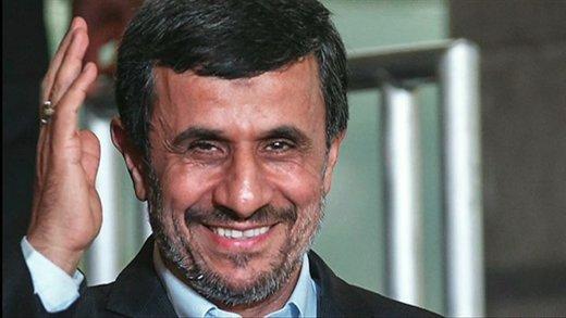 توییت جدید احمدینژاد به زبان انگلیسی و پاسخ جالب یک نفر/ تصویر