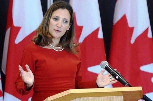 واکنش کانادا به فراخوان آمریکا برای پایان دادن به جنگ یمن
