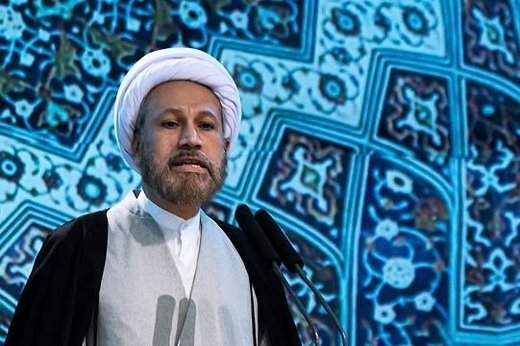 سوال از امام جمعه شیراز/سندهمکاری 25ساله با چین را چرا به قرآن نسبت می دهید؟