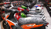 افزایش  ۷۵ درصدی قیمت موتورسیکلتهای هندی در بازار ایران/ موتورهای هندی ۲۴ تا ۲۸ میلیون تومان