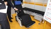 تختخواب رباتیکی که ویلچر میشود
