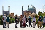 لاهوتی: با وجود تحریمها، آمار 5 میلیون گردشگر خارجی قابل قبول نیست