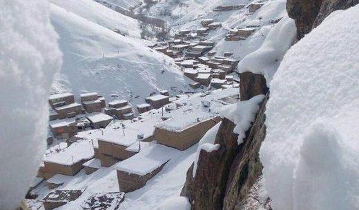 بارش برف در استانهای کوهستانی؛ منتظر سرمای ناگهانی باشید