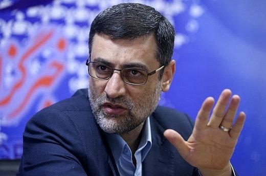 توئیت عجیب عضو پایداری/ تشکر از ملت عراق که مثل دولت ایران نبود!