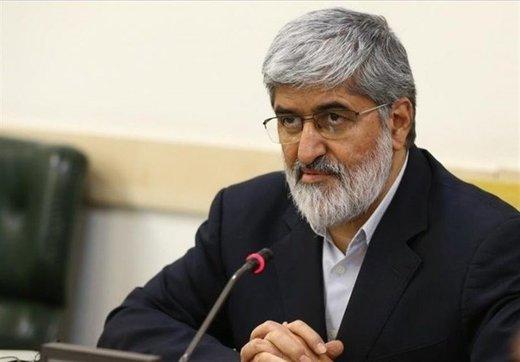 مطهری: مقامهای قضایی لغو سخنرانی رییس مجلس در کرج را پیگیری کنند
