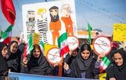 تصاویر | راهپیمایی ۱۳ آبان در سراسر کشور