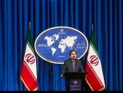 نشست خبری سخنگوی وزارت خارجه؛ از استعفای ظریف تا سفر بشار اسد به تهران