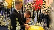 روباههای انگلیسی در مراسم یادبود رئیس در تایلند/ عکس