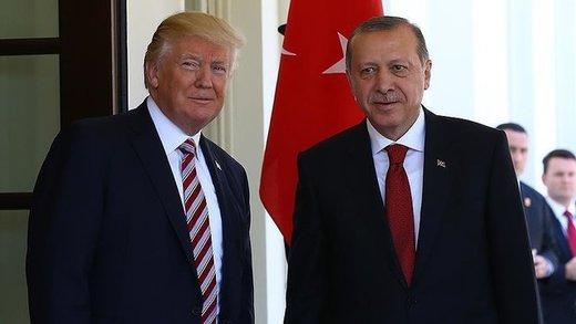 ترکیه آغاز عملیات نظامی در سوریه را به آمریکا اطلاع داد