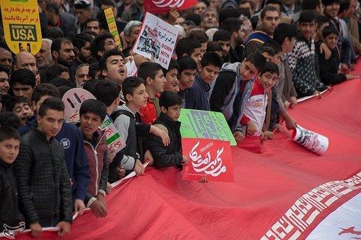 مسیرهای راهپیمایی ۱۳ آبان در البرز اعلام شد