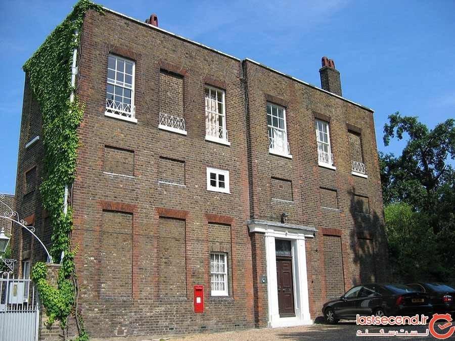راز عجیب ساختمانهای بدون پنجره در لندن!