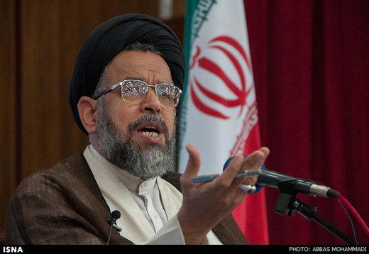Zionists, US back anti-Iran terrorists: Intel. chief