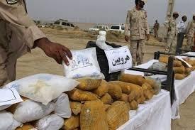 کشف بیش از یک تن انواع مواد مخدر در سیستان و بلوچستان