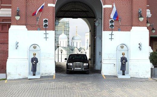 مراسم روز وحدت ملی روسیه