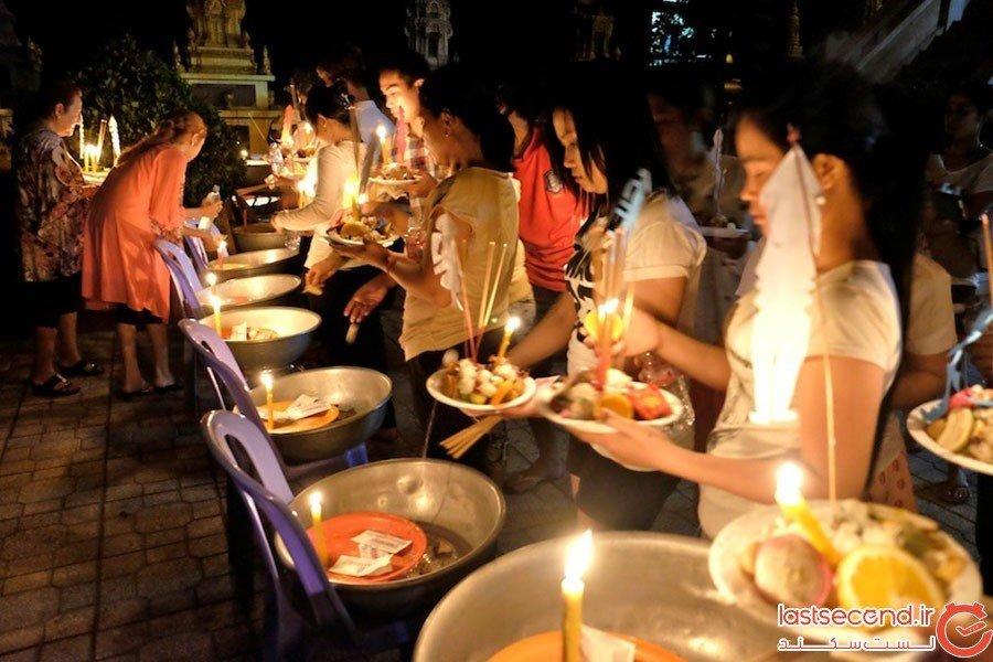روز اجداد در کامبوج