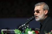 لاریجانی: تحریمها علیه ملت ایران نامردی است