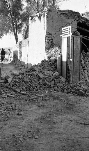 15 آبان 1369؛ زلزله 6.6 ریشتری در داراب استان فارس